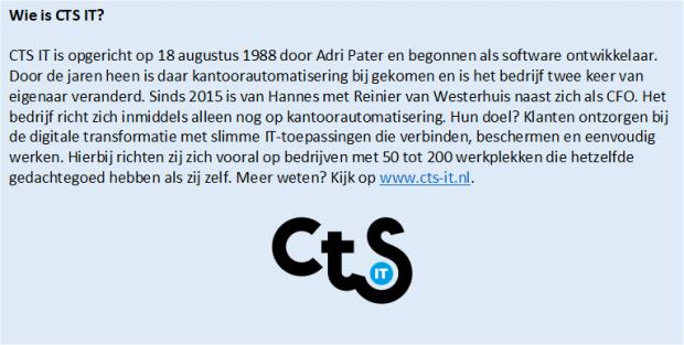 CTS IT